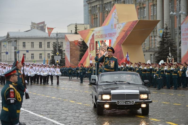 Надо ли проводить военные парады в День Победы