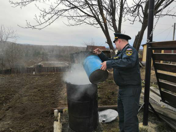 С 30 апреля на территории всей Свердловской области установлен особый противопожарный режим